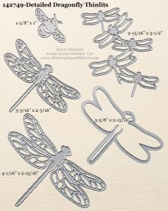 Dragonfly Framelits