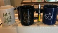 CC coffee mugs